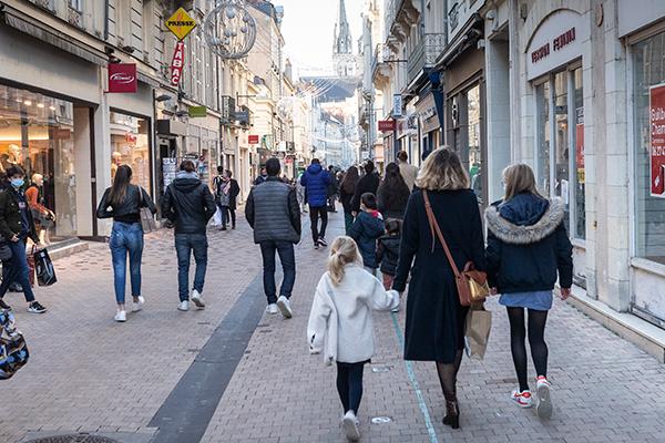 Baromètre des villes marchables: le questionnaire est en ligne