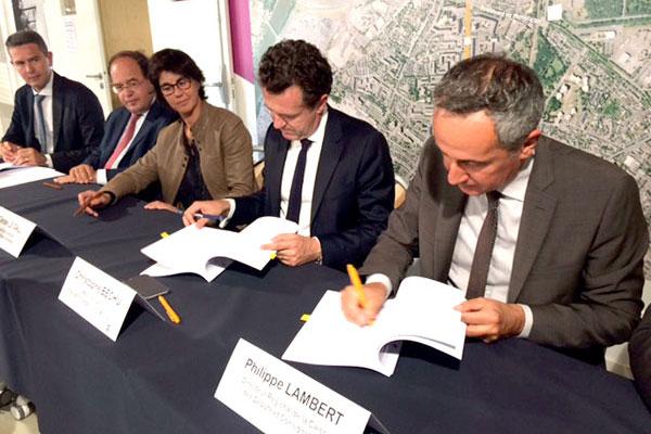 Monplaisir aura sa chaufferie urbaine dès 2021