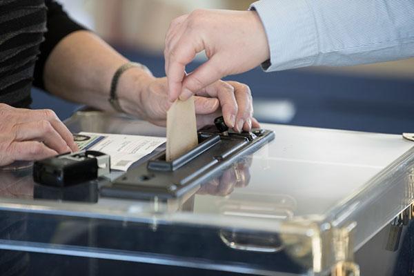 Elections européennes: les résultats définitifs à Angers