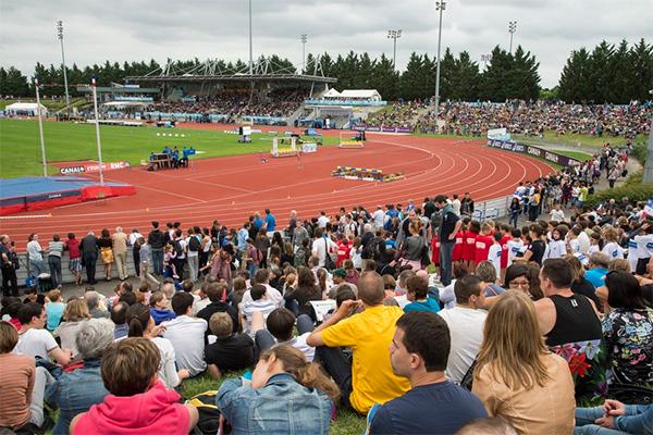 Angers confirme son statut de terre d'athlétisme