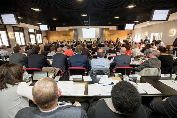 Le conseil communautaire a voté le dernier budget du mandat