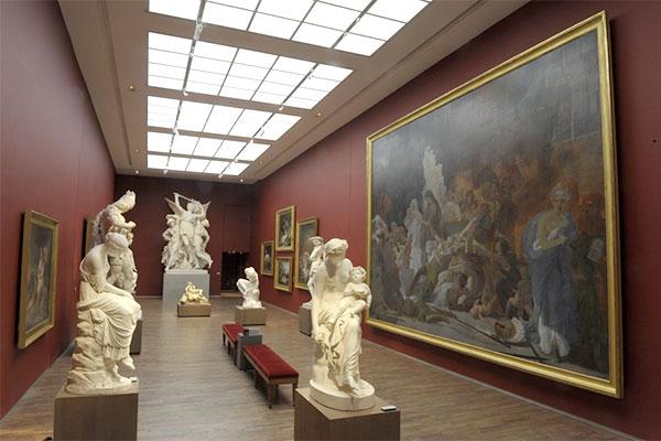Enquête en ligne sur les musées d'Angers