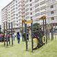 Image Des jeux pour enfants dans l'îlot Savary