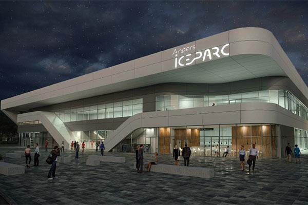La nouvelle patinoire s'appellera Angers IceParc