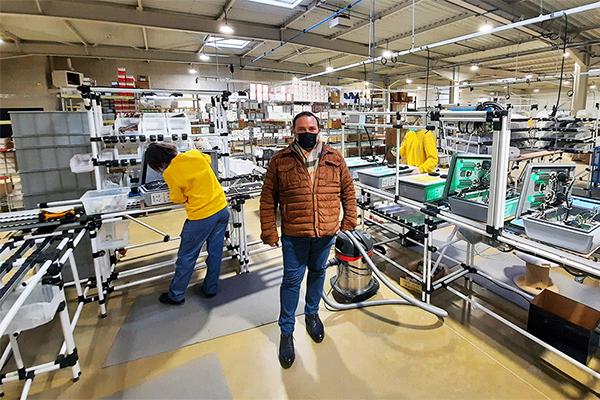 Electricité: 350 salariés au compteur pour Itec
