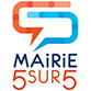 """L'appli """"Mairie 5 sur 5"""" est disponible sur IOs et Android"""