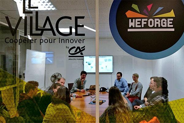 Nouvel appel aux start-up du Village by CA