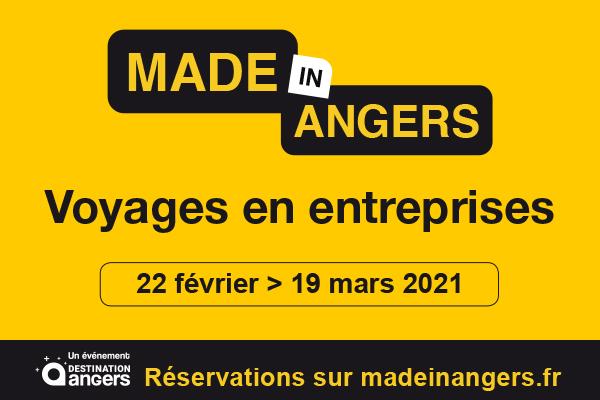 99 entreprises au rendez-vous de Made in Angers