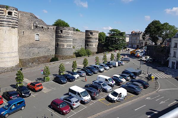 Une étude lancée pour repenser les abords du château