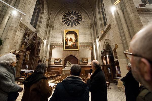 L'église Saint-Joseph a retrouvé ses peintures