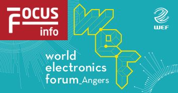Image Le World Electronics Forum aura lieu à Angers