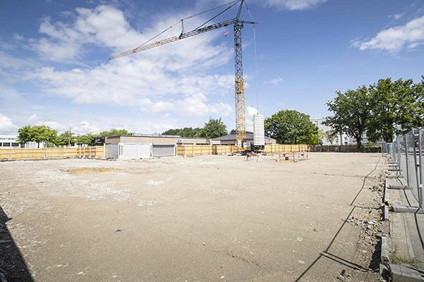 L'aménagement de la place Beaussier entre dans une nouvelle phase