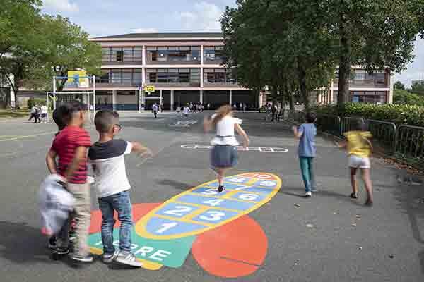 La rentrée de la cité éducative du 28 septembre au 2 octobre