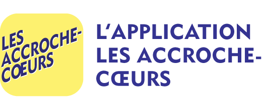 L'application Les Accroche-cœurs