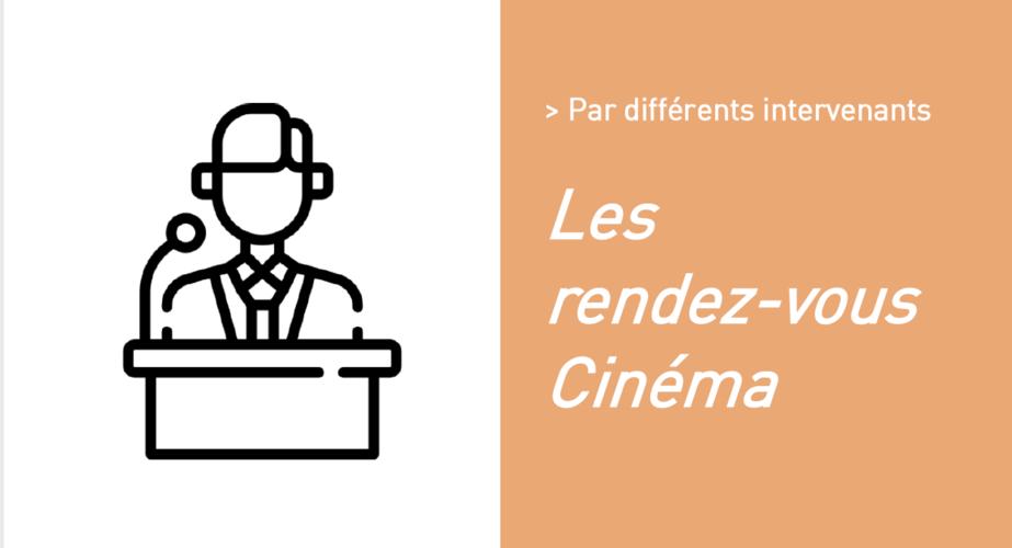 (ANNULE) Les rendez-vous Cinéma CINÉLÉGENDE présente