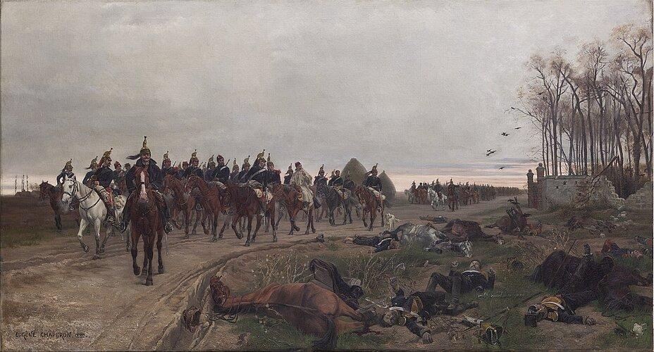 1870 une guerre oubliée ? Mémoire des arts en Anjou