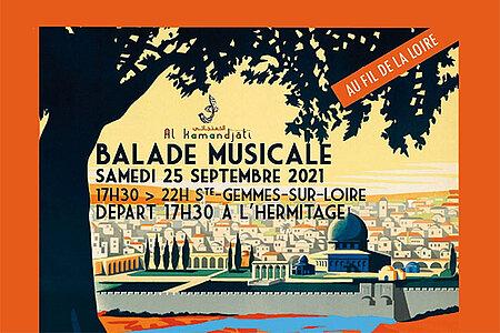 Balade musicale au fil de Loire