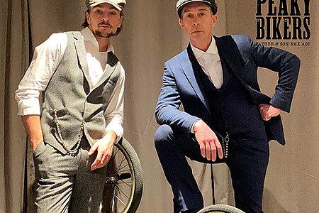 Peaky Bikers