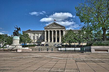 """Table ronde """"Justice criminelle"""" au palais de justice"""