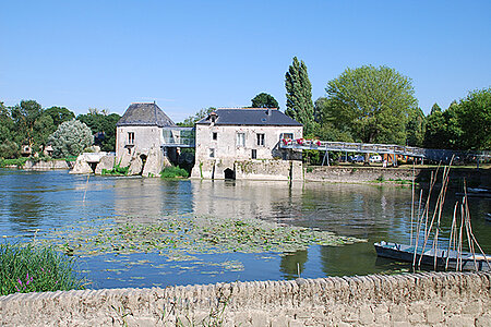 Visite guidée express de l'Engrenage-Moulin de Villevêque