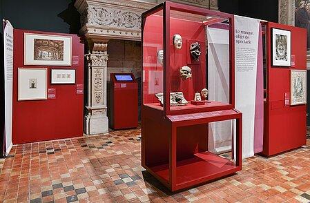 Spectacles - De la scène aux musées