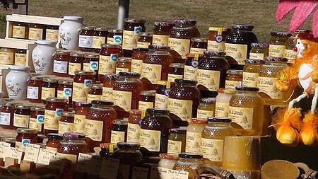 Vente de miel