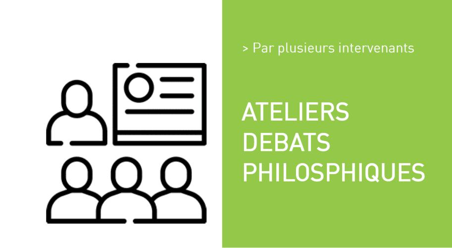 ATELIERS DEBATS PHILOSPHIQUES Sylvain Reboul: Les tensions inhérentes à la démocratie
