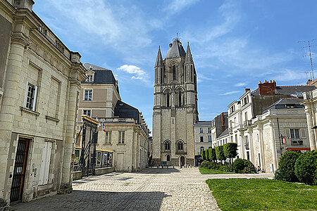 La tour Saint-Aubin: quelle histoire!