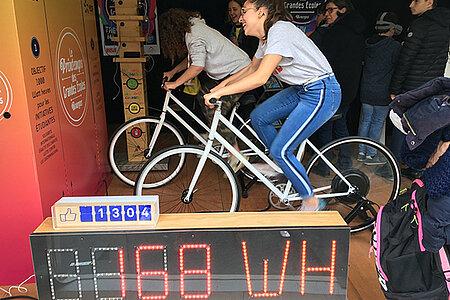 Vélo-battle