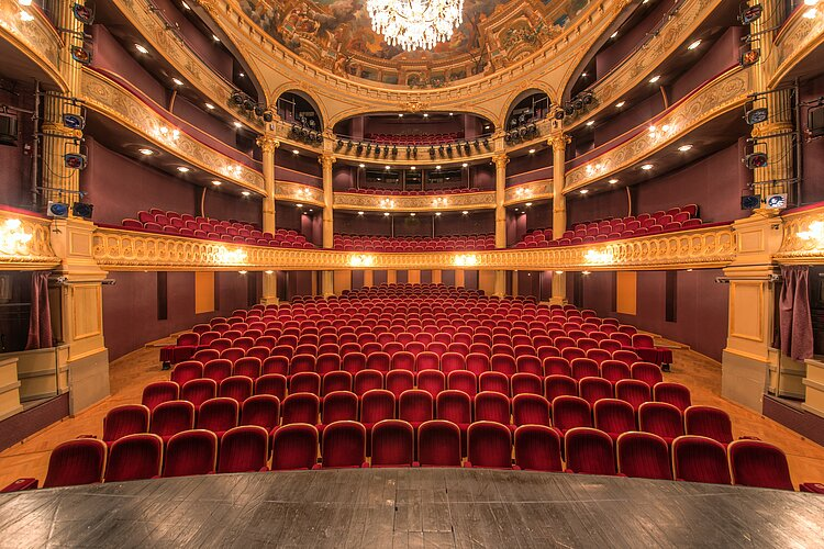 Journées du patrimoine - Jeu d'enquête au Grand Théâtre