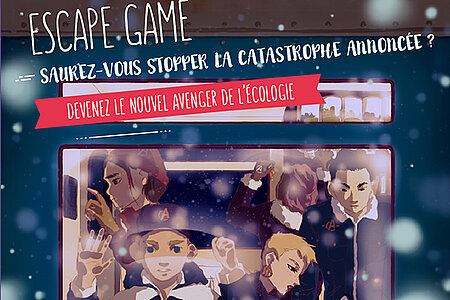 Escape game environnement