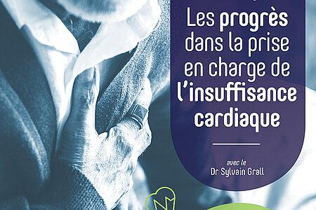 Les Mardis de la santé: les progrès dans la prise en charge de l'insuffisance cardiaque