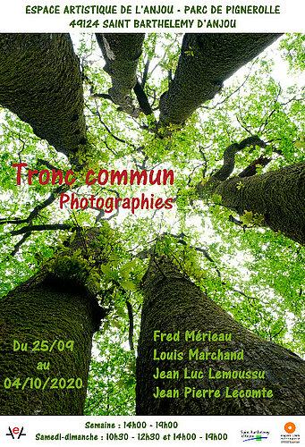 Expo artistique de l'Anjou - Tronc commun Photographies
