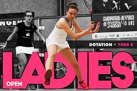 Tournoi National de squash féminin