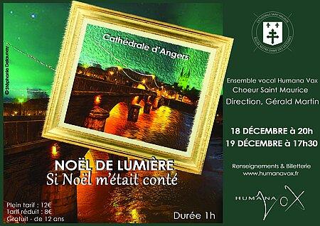 Concert à la cathédrale d'Angers