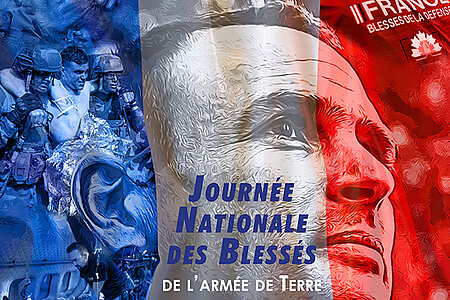 Journée nationale des blessés de l'armée de Terre