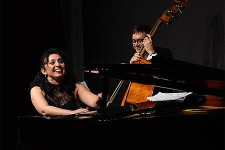 Ramona Horvath et Nicolas Rageau quintet - Spectacle annulé