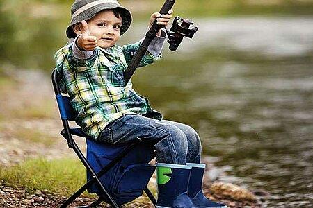 Découverte de la pêche