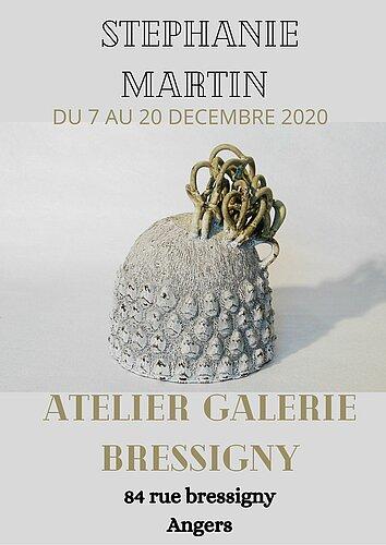 Exposition de Stéphane Martin