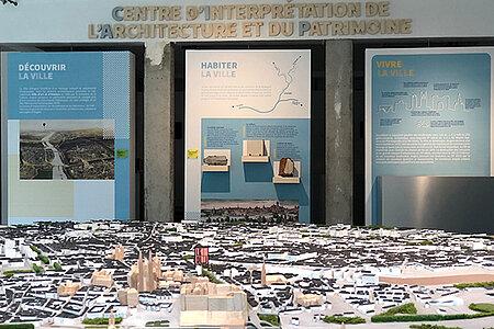 Exposition permanente du CIAP