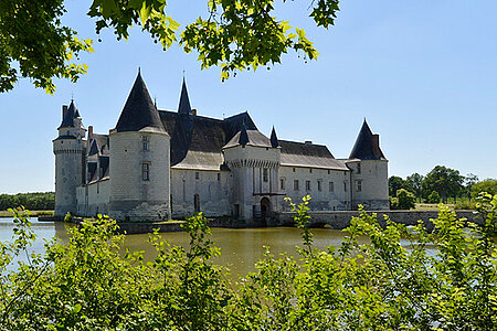 Visite libre du château du Plessis-Bourré