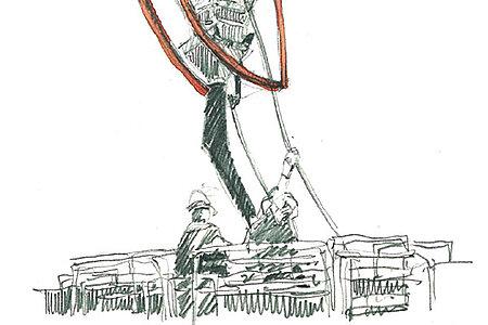 Carnets de chantiers