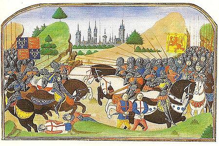 La vieille alliance franco-écossaise pendant la guerre de Cent ans