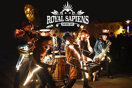 Royal Sapiens