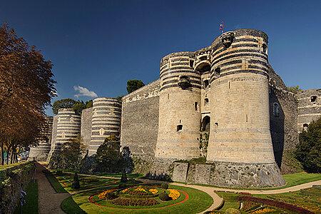 Concert au château d'Angers