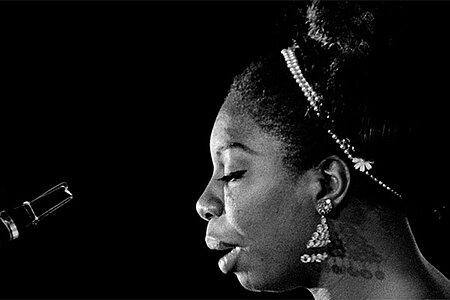 """Frédéric Adrian présente """"Nina Simone"""""""