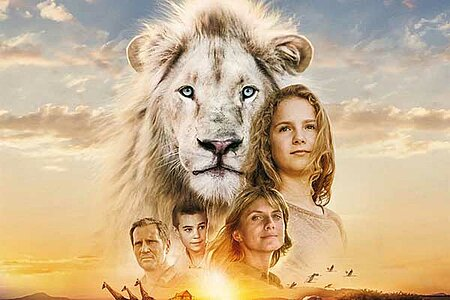 """Séance de cinéma en plein air - """"Mia et le lion blanc"""""""