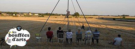 Petites formes de cirque aérien