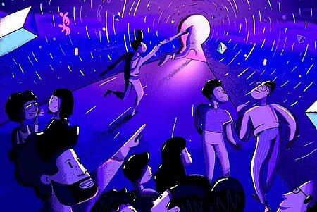 Nuit des chercheurs dématérialisée