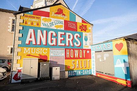 Angers Street Art